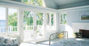 Custom home windows and doors