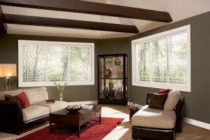 attractive custom home windows