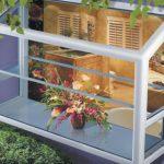 custom garden window
